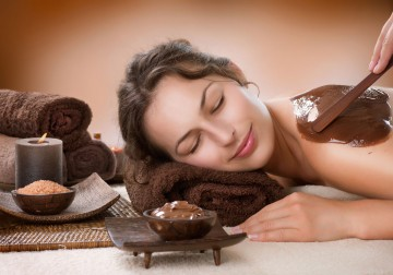Image Chocolate Hot Stone Massage
