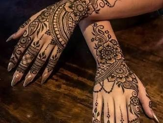 Image Henna (Simple Design)