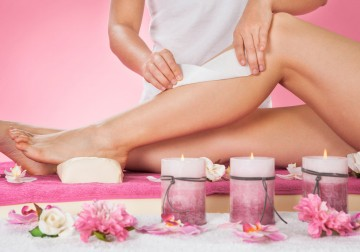 Image Full Leg Wax