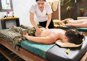 Image Tension Relief Massage