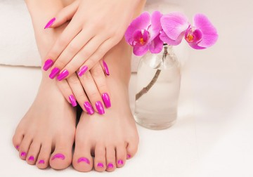 Image Salon Pedicure