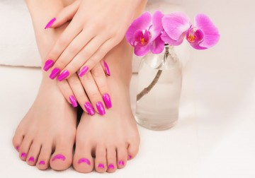Image Manicure and Pedicure