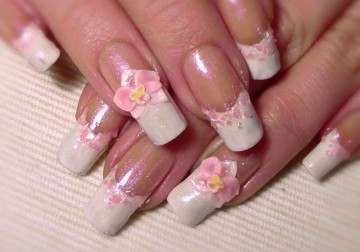 Image Polish Flower CARLA