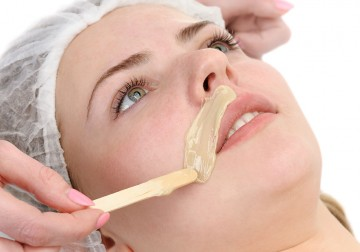Image Waxing for Female Nose