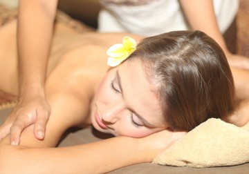 Image Sliming Massage
