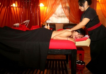 Image Qi Bliss Stone Massage